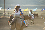 Miss Rodeo America during the Cody Stampede event in Cody, WY - 7.3.2019 Photo by Christopher Thompson