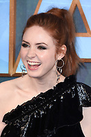 Karen Gillan at the European premiere for &quot;Guardians of the Galaxy Vol.2&quot; at the Hammersmith Apollo, London, UK. <br /> 24 April  2017<br /> Picture: Steve Vas/Featureflash/SilverHub 0208 004 5359 sales@silverhubmedia.com