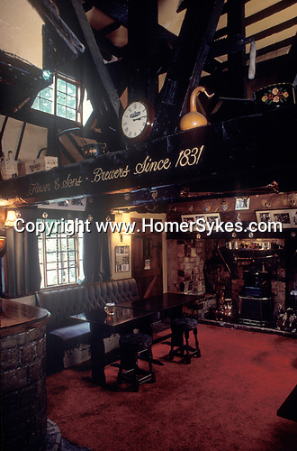 The Old Bell, Inkberrow, Hereford and Worcester. England.