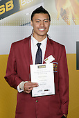 Rugby League Winner - Toleafoa Leaupepe. ASB College Sport Young Sportsperson of the Year Awards 2006, held at Eden Park on Thursday 16th of November 2006.<br />
