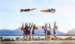 _RE_4596<br /> <br /> 1610-70 Cheer Squad<br /> <br /> Calendar shoot at Utah Lake<br /> <br /> October 26, 2016<br /> <br /> Photography by: Nathaniel Ray Edwards/BYU Photo<br /> <br /> © BYU PHOTO 2016<br /> All Rights Reserved<br /> photo@byu.edu  (801)422-7322<br /> <br /> 4596
