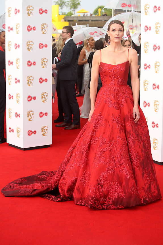 Suranne Jones<br />  arriving at the Bafta Tv awards 2017. Royal Festival Hall,London  <br /> ©Ash Knotek