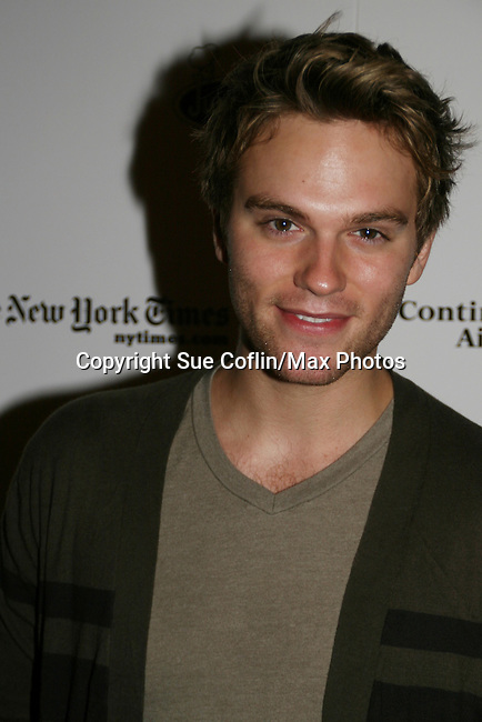 ATWT - Van Hansis at the 22nd Annual Broadway Flea Market & Grand Auction to benefit Broadway Cares/Equity Fights Aids on Sunday, September 21, 2008 in Shubert Alley, New York City, New York. (Photo by Sue Coflin/Max Photos)