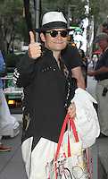 NEW YORK, NY-September 16:Corey Feldman  performed at Today Show Concert Series  in New York. September 16, 2016. Credit:RW/MediaPunch