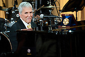 Gershwin Prize recipient Burt Bacharach plays the piano at a concert honoring him and fellow award winner Hal David, in the East Room at the White House in Washington on May 9, 2012.  .Credit: Kevin Dietsch / Pool via CNP