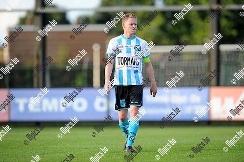 2012-07-21 / Voetbal / seizoen 2012-2013 / Verbroedering Geel-Meerhout / Bart Vanhees..Foto: Mpics.be