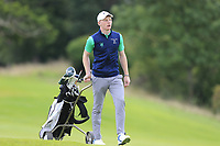 John Murphy (Ireland) during final day of the World Amateur Team Championships 2018, Carton House, Kildare, Ireland. 08/09/2018.<br /> Picture Fran Caffrey / Golffile.ie<br /> <br /> All photo usage must carry mandatory copyright credit (&copy; Golffile | Fran Caffrey)