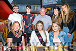 Rachel Farrell, Manor Village Tralee, celebrating her 18 Birthday with family at Ristorante Uno on Friday. Pictured front Louise Farrell, Rachel Farrell, Ellie Winter, Back l-r Aaron Farrell, Dean Farrell, Martin Farrell, Chantelle O Sullivan and Rachel Quirke