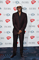 Nile Rodgers<br /> at The Ivor Novello Awards 2017, Grosvenor House Hotel, London. <br /> <br /> <br /> &copy;Ash Knotek  D3267  18/05/2017