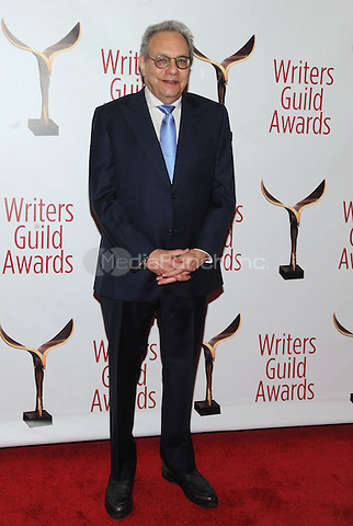 NEW YORK, NY - FEBRUARY 19: Lewis Black attends the 69th Annual Writers Guild Awards New York ceremony at Edison Ballroom on February 19, 2017 in New York City. Photo by: John Palmer/ MediaPunch