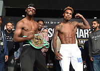 "12/20/19 - Ontario, CA: Fox Sports PBC ""Harrison v Charlo"" Weigh-in"