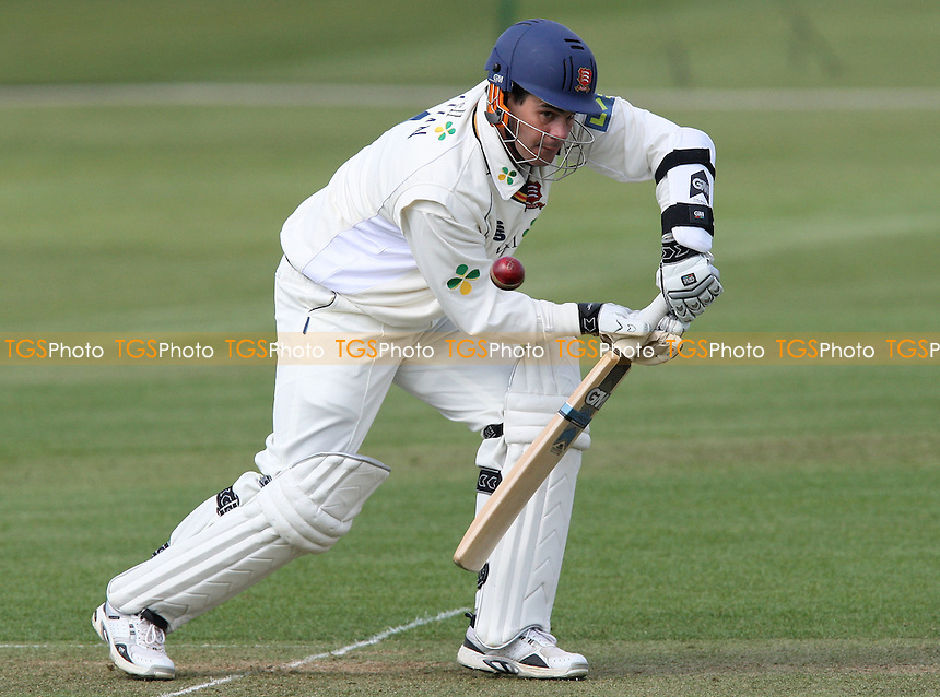 Jason Gallian in batting action for Essex - Essex CCC vs Worcestershire CCC - Friendly Match at Ford County Ground, Chelmsford - 09/04/08 - MANDATORY CREDIT: Gavin Ellis/TGSPHOTO. Self-Billing applies where appropriate. NO UNPAID USE. Tel: 0845 094 6026