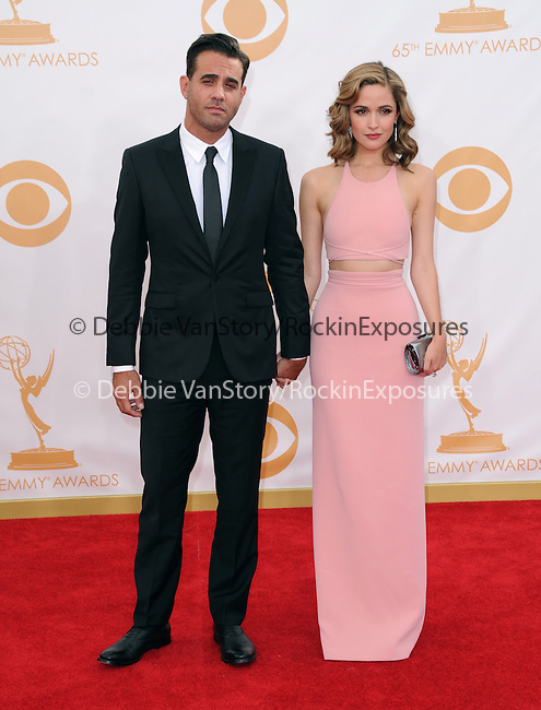 Bobby Cannavale, Rose Byrne attends 65th Annual Primetime Emmy Awards - Arrivals held at The Nokia Theatre L.A. Live in Los Angeles, California on September 22,2012                                                                               © 2013 DVS / Hollywood Press Agency