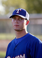 Robbie Erlin - AZL Rangers (2009 Arizona League).Photo by:  Bill Mitchell/Four Seam Images..