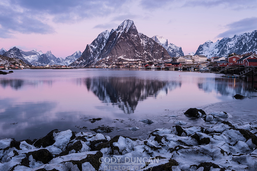 Lofoten Islands Winter 2018