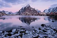 Lofoten Islands Winter 2018