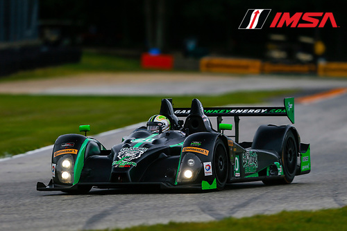 IMSA WeatherTech SportsCar Championship<br /> Continental Tire Road Race Showcase<br /> Road America, Elkhart Lake, WI USA<br /> Friday 4 August 2017<br /> 20, ORECA, ORECA FLM09, PC, Don Yount, Buddy Rice<br /> World Copyright: Jake Galstad<br /> LAT Images