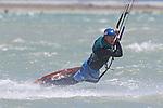 NELSON, NEW ZEALAND - DECEMBER 28: Wind & Kite Surfing Saturday 28 December 2019 , New Zealand. (Photo byEvan Barnes/ Shuttersport Limited)