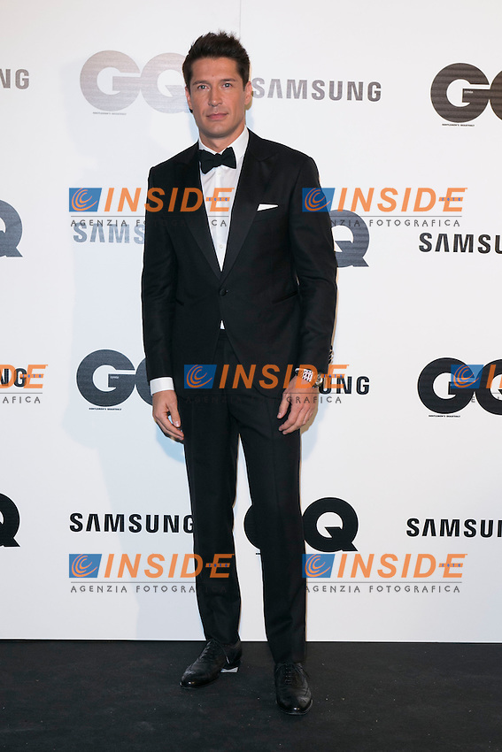 "Jaime Cantizano attends the ""GQ AWARDS"" at Palace Hotel in Madrid, Spain. November 3, 2014. (ALTERPHOTOS/Carlos Dafonte/Insidefoto)"