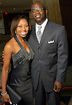 Michelle Walker and Carl Green at the Houston Area's Urban League Equal Opportunity Day Gala at the Hilton Americas Houston Saturday night June 20, 2009.(Dave Rossman/For the Chronicle)