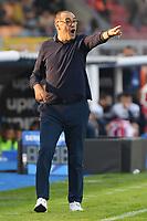 Maurizio Sarri of FC Juventus <br /> Lecce 26-10-2019 Stadio Via del Mare <br /> Football Serie A 2019/2020 <br /> US Lecce - FC Juventus<br /> Photo Carmelo Imbesi / Insidefoto