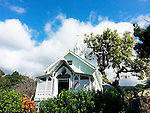 Painted Church, Kealakekua Bay, Hawaii