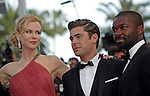 """Cannes,24.05.2012: NICOLE KIDMAN AND ZAC EFRON.at """"The Paperboy""""  premiere, 65th Cannes International Film Festival..Mandatory Credit Photos: ©Traverso-Photofile/NEWSPIX INTERNATIONAL..**ALL FEES PAYABLE TO: """"NEWSPIX INTERNATIONAL""""**..PHOTO CREDIT MANDATORY!!: NEWSPIX INTERNATIONAL(Failure to credit will incur a surcharge of 100% of reproduction fees)..IMMEDIATE CONFIRMATION OF USAGE REQUIRED:.Newspix International, 31 Chinnery Hill, Bishop's Stortford, ENGLAND CM23 3PS.Tel:+441279 324672  ; Fax: +441279656877.Mobile:  0777568 1153.e-mail: info@newspixinternational.co.uk"""