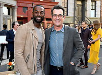 BEVERLY HILLS - AUGUST 7: Mo McRae and Ty Burrell attend the FOX 2019 Summer TCA All-Star Party on New York Street on the FOX Studios lot on August 7, 2019 in Los Angeles, California. (Photo by Vince Bucci/FOX/PictureGroup)