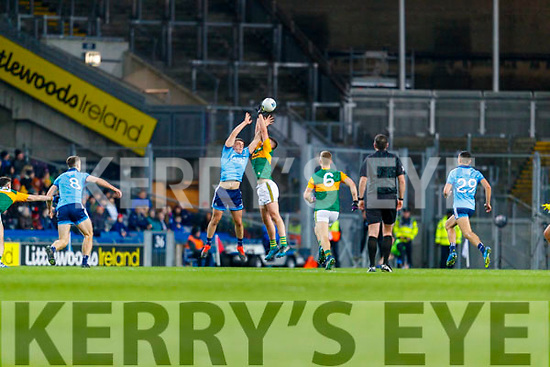 Liam Kearney, Kerry in action against during the Allianz Football League Division 1 Round 1 match between Dublin and Kerry at Croke Park on Saturday.