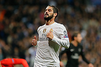 Real Madrid's Spanish midfielder Isco