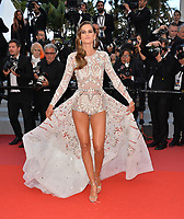 Izabel Goulart at the gala screening for &quot;Sink or Swim&quot; at the 71st Festival de Cannes, Cannes, France 13 May 2018<br /> Picture: Paul Smith/Featureflash/SilverHub 0208 004 5359 sales@silverhubmedia.com