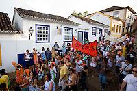 Tiradentes_MG, Brasil...Carnaval em Tiradentes. ..The carnival in Tiradentes...Foto: LEO DRUMOND / NITRO