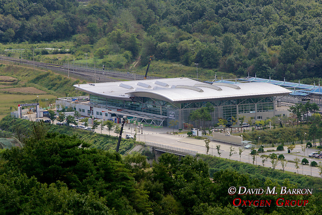 Dorasan Station, DMZ Tour