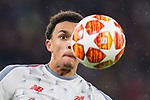 13.03.2019, Allianz Arena, Muenchen, GER, UEFA CL, FC Bayern Muenchen (GER) vs FC Liverpool (GBR) ,Achtelfinale, UEFA regulations prohibit any use of photographs as image sequences and/or quasi-video, im Bild Trent Alexander-Arnold (Liverpool #66) <br /> <br /> Foto &copy; nordphoto / Straubmeier