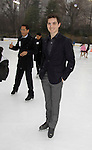 Josh Farris on ice at Skating with the Stars - a benefit gala for Figure Skating in Harlem in its 17th year is celebrated with many US, World and Olympic Skaters honoring Michelle Kwan and Jeff Treedy on April 7, 2014 at Trump Rink, Central Park, New York City, New York. (Photo by Sue Coflin/Max Photos)