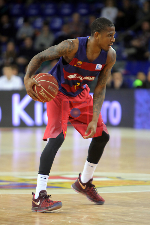 League ACB-ENDESA 2016/2017 - Game: 21.<br /> FC Barcelona Lassa vs ICL Manresa: 92-72.<br /> Xabier Munford.
