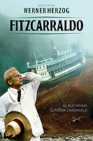 Fitzcarraldo (1982) <br /> POSTER ART<br /> *Filmstill - Editorial Use Only*<br /> CAP/KFS<br /> Image supplied by Capital Pictures