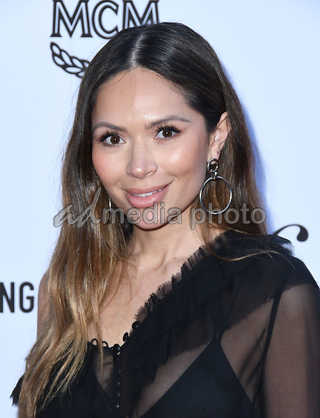 08 April 2018 - Beverly Hills, California - Marianna Hewitt. The Daily Front Row's 4th Annual Fashion Los Angeles Awards held at The Beverly Hills Hotel. Photo Credit: Birdie Thompson/AdMedia