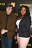 Director/ Writer/ Producer Michael Moore and April Hawkins attend the Fillm Society of Lincoln Center New York Premiere of Michael Moore's  &quot;Fahrenheit 11/9&quot; on September 13, 2018 at Alice Tully Hall in New York City, New York, USA.<br /> <br /> photo by Robin Platzer/Twin Images<br />  <br /> phone number 212-935-0770