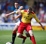 Alan Reid and Lee Wallace