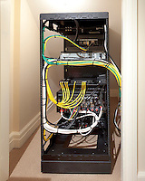 Home Theater Rack Wiring