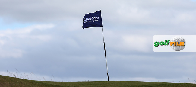 Beachside at the 3rd  during Round One of the 2016 Aberdeen Asset Management Scottish Open, played at Castle Stuart Golf Club, Inverness, Scotland. 07/07/2016. Picture: David Lloyd | Golffile.<br /> <br /> All photos usage must carry mandatory copyright credit (&copy; Golffile | David Lloyd)