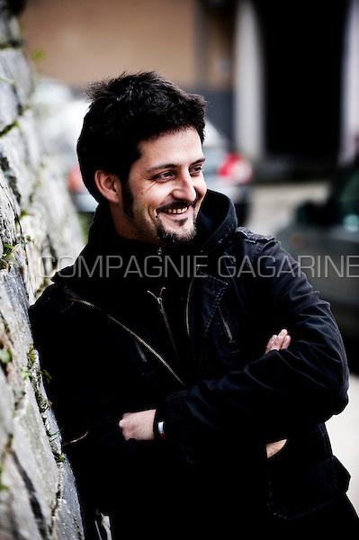 Belgian movie director Olivier Masset-Depasse (Belgium, 21/01/2011)