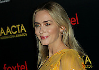 04 January 2019 - Los Angeles, California - Emily Blunt. 8th AACTA International Awards hosted by the Australian Academy held at SKYBAR at Mondrian Los Angeles.        <br /> CAP/ADM<br /> &copy;ADM/Capital Pictures