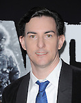 Eric Heisserer at The Universal Pictures' Premiere of THE THING held at Universal City Walk in Universal City, California on October 10,2011                                                                               © 2011 Hollywood Press Agency