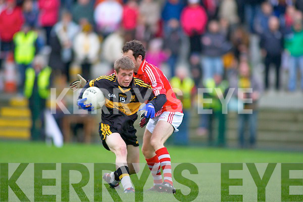 Crokes v Moanleen in the Munster Club Championship Quarter Final in Killarney on Sunday.