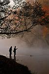Spavinaw Spring Creek, fall season, Ark. 09
