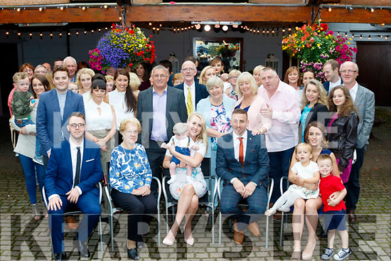New Baby<br /> --------------<br /> Tralee couple, Mallory Higgins and Cathal O'Sullivan Christened their new baby James in St Johns church, Tralee last Sunday afternoon and after to a family celebration in Benners hotel, Tralee.