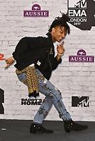 Swae Lee<br /> MTV EMA Awards 2017 in Wembley, London, England on November 12, 2017<br /> CAP/PL<br /> &copy;Phil Loftus/Capital Pictures