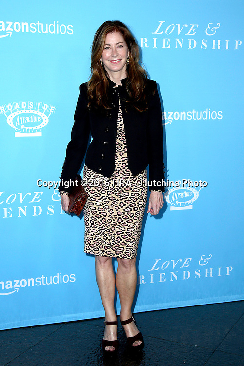 LOS ANGELES - MAY 3:  Dana Delany at the Love & Friendship LA Premiere at the DGA Theater on May 3, 2016 in Los Angeles, CA